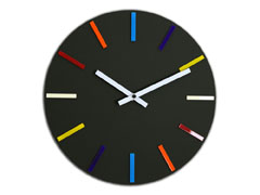Modern Falióra COLORFUL BLACK NH052-black
